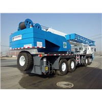 TADANO Used Construction Machinery Truck Crane 100 Ton GT1000EX in Dubai