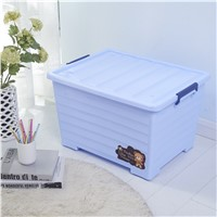 Home storage & organization  wheeled box