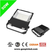 100W LED FloodLight Fixture 250W HPS Bulb Equivalen Waterproof IP68 6000lm SMD led floodlight