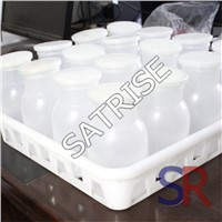 China sawdust mushroom spawn bottles