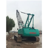50 Ton Kobelco Used Crawler Crane 7055 Cheap Price for Sale