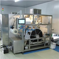Water Soluble Pouches Packaging Machine