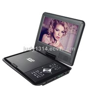 Mini Portable DVD Player with TV FM USB