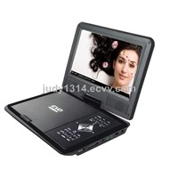 Portable DVD Player with MP3 MP4 Radio USB SD