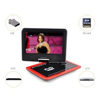 Portable DVD Player with Game Function