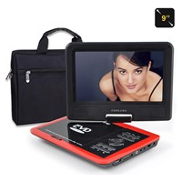 Portable Multimedia Player DVD with TV