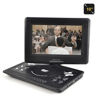 10 Inch Portable DVD Player with Usb,Sd Card