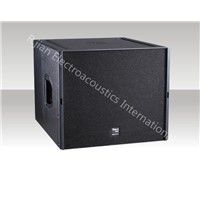 "LA-18MS PA Subwoofer Single 18"" Woofer Speaker for Line Array"