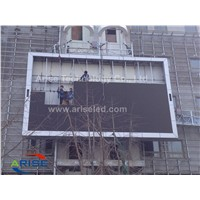 Outdoor Waterproof P10mm, P12, P16, P20, P25mm, LED Video Wall, LED Displays
