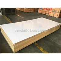 Melamine Faced MDF for Kitchen Cabinet, Cabinet Board, Interior Decoration