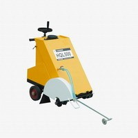HQL500E Electric Road Cutter Concrete Saw Cutter Original Manufacture