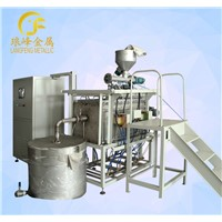 Microwave Expansion Furnace for Graphite & Graphene