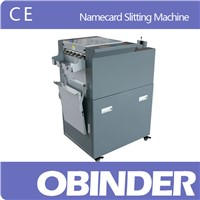 Obinder Automatic Namecard Slitting Cutting Machine OBCN480