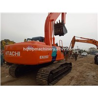 Used Hydraulic Excavator Hitachi EX200-3 for Sale Second-Hand