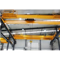 Hot Selling High Security Explosion Proof LHB Electric Hoist Double Girder Overhead Crane 16 t/3t