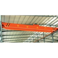 Workshop Used Explosion Proof LHB Electric Hoist Double Girder Overhead Crane 16 t/3t