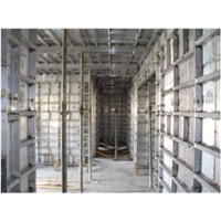 Construction Aluminum Formwork,a versatile solution for forming concrete structures