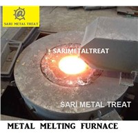 Melting Furnace, Melting Brass, Aluminum Furnace