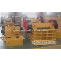 Stone Jaw Crusher, PE 400 x 600 Jaw Crusher Price