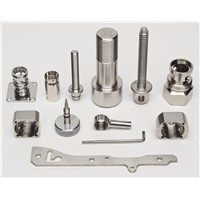 CNC Machining Stainless Steel Turned Parts