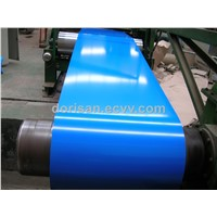 Ppgi Prepainted Galvanized Galvalum Color Coated Steel Coil China Manufacturer