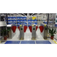 ESD Tester Access Control Flap Barrier/Speed Gate