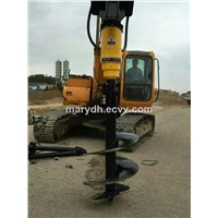 Hot Sale Hydraulic Auger/Hole Digging Machine/Ground Hole Drilling Machines