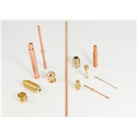 OEM Custom Brass & Copper Turned Parts