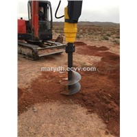 Excavator Augers, Ground Driller, Earth Auger for Sale