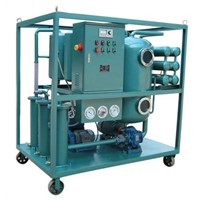 Hydraulic Oil Filtration Flushing Machine