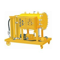 Waste Diesel Fuel Oil Filtration Machine