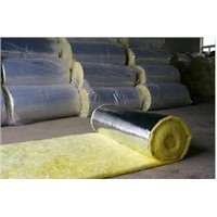 good quality insulation glass wool blanket wifh foil