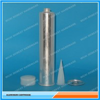 310ml Empty PU Aluminum Sealant Cartridge