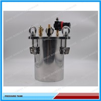 5L Dispensing Stainless Steel Pressure Tank
