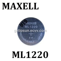 New Batch ML1220 Battery 3V Rechargeable CMOS RTC BIOS Back up Cell