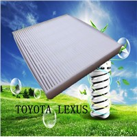 Car Cabin Air Filter for Toyota OEM 87139-50060