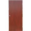 WH 30 45 90 Mins Wood Fire Door Solid Wood MDF Mineral Fire Board Veneer Steel Frame