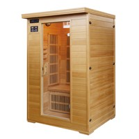 2 Person Infrared Carbon Heater Sauna Room