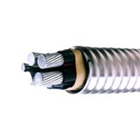 Interlocked Armoured Alloy Cable