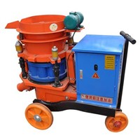 PZ Dry Mix Concrete Shotcrete Guniting Equipment Concrete Sprayer