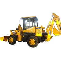 WZ25-20 Backhoe Wheel Rock Loader
