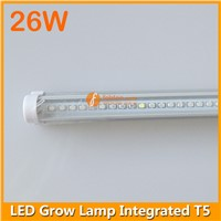 Full Spectrum 1.2M 26W LED Grow Tube Light