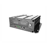 Best 8 Channel 1080P AHD HDD Mobile DVR with GPS, 3G/4G, WiFi for Vehicle CCTV Solution