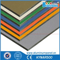 PE Aluminum Composite Panel Fireproof