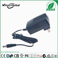 UL CUL FCC Approval US Plug 24w 24v 1a AC DC Power Adapter