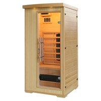 Ceramic Heater 1 Person Home in Frared Dry Sauna