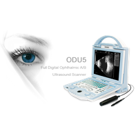 ODU5 Medical Use Laptop A/B Ophthalmic Ultrasound Scanner