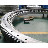 Crossed Cylindrical Roller Slewing Bearing, Geared Bearing Heavy Duty Bearing