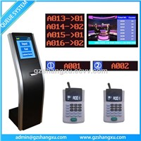 17 Inch High Quality Bank Wireless Queue Management System with Best Software