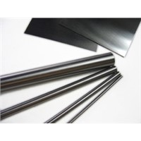 CXMET 99.95% Pure Molybdenum Rod/Bar with Grinder Surface